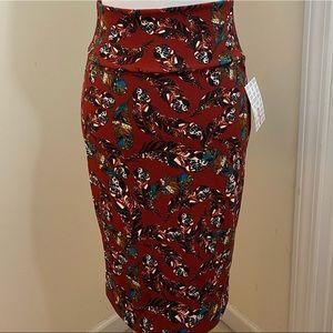 LuLaRoe Cassie Skirt Size Small BNWT